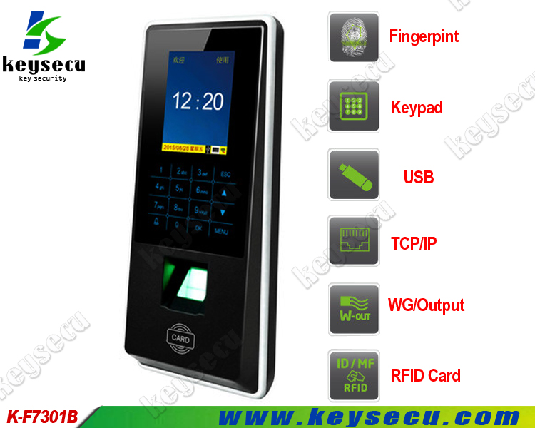 Free Software Employee Biometric Attendance Machine