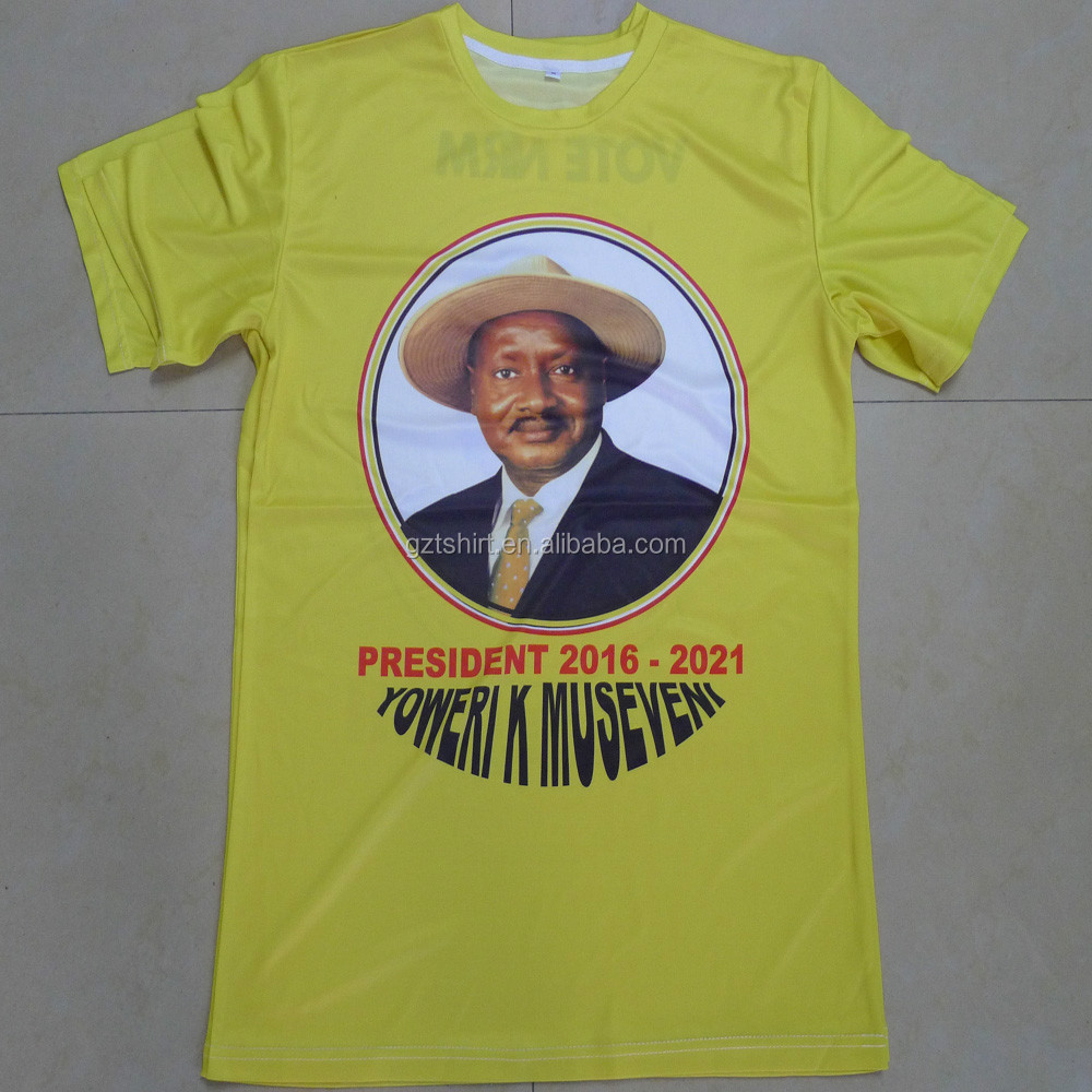 T Shirts Manufacturers China Buy Election T Shirt Short
