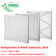 high dust holding capacity washable condition system glass fiber plank pre-filter hepa ulpa filter