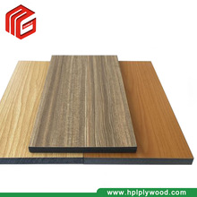 China wood grain hpl board formicas wall panels price