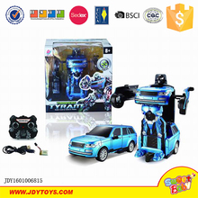 Hot sell 2.4G remote control robot car