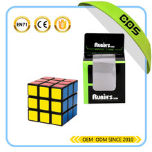 Best Kids colorful plastic magic cube speed for educational