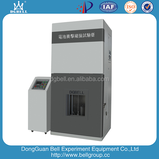Automobile Lithium Ion Battery Impact Test Machine