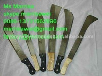 sugarcane machete wooden handle