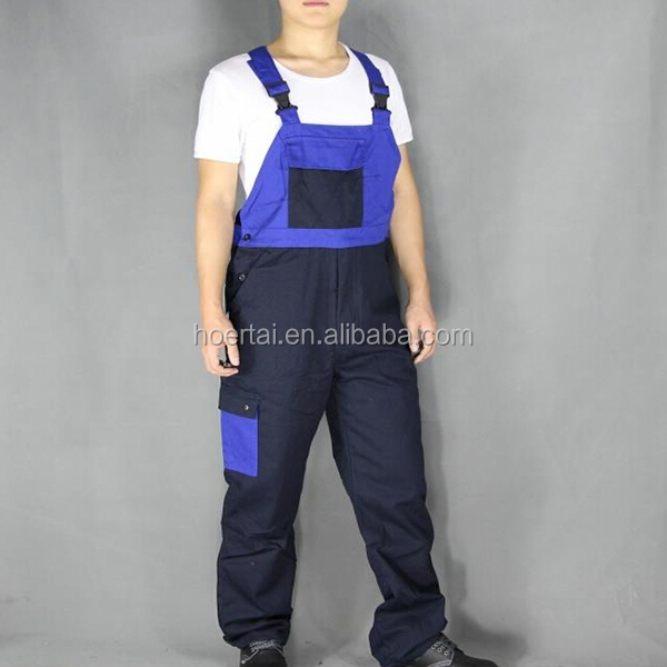 Security Workwear Cotton Bib Work Clothing