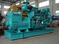 with Cummins Diesel Engine 120kw marine gensets