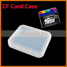 High Quality Plastic Storage Box For Digital Camera CF Card