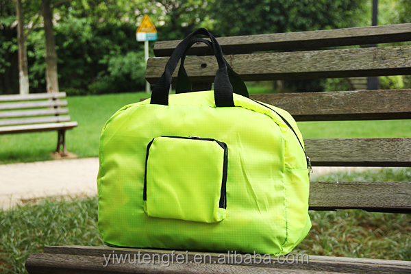 Wholesale China cheap multifunction sports waterproof foldable travel duffle bag