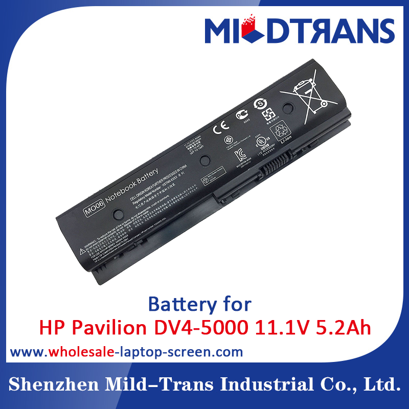 For HP DV4-5000,DV6-7000,DV6-8000,DV7-7000 series,Manufacturer wholesale Original Laptop Battery for HSTNN-LB3N,MO06