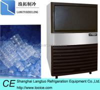 Langtuo Small Commercial Cube Ice Maker
