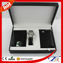 watch gift sets wholesale,money clip watches gift set,man watches with Bucket shape