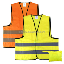 Safety Reflective Vest (ULTRA HIGH VISIBILITY BRIGHT NEON YELLOW) Perfect for Running, Jogging, Walking, Construction, Cycling,