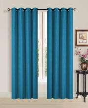 2017 New Polyester Fancy Hookless Window Curtain