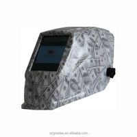 custom flip up auto darkening welding helmet PP mask