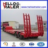 4 Axle Low Bed Trailer 100