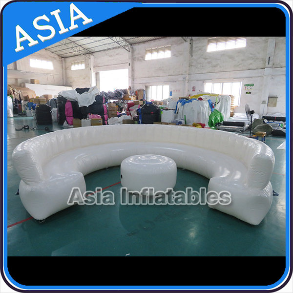 Sealed Inflatable Furnifure Bubble Chairs / Morden American Style Living Room Inflatable Sofas