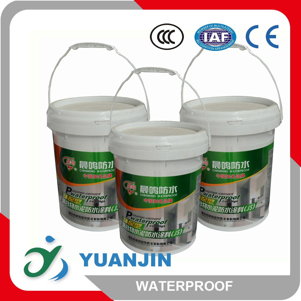 Advanced Cementitious Capillary Crystalline Waterproof Coating