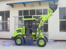 Engineering & Construction Machinery wheel loader ZL12F for sale, earth-moving machinery radlader for farming and garden