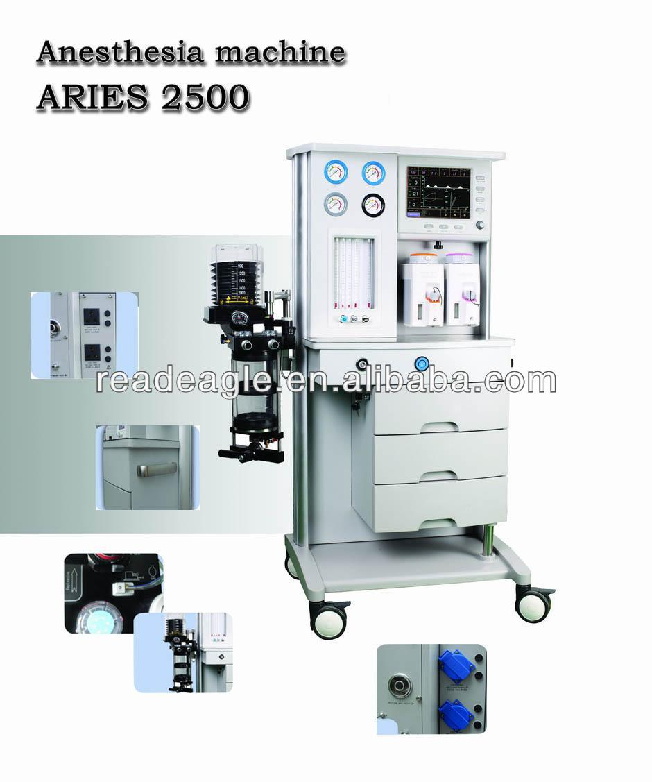 maquina de anestesia general anesthesia machine workstation Aries 2500 262