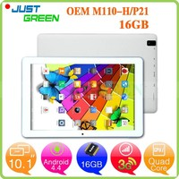Shenzhen 10.1 inch MT8382 quad cores tablet pc Android 4.4 WIFI GPS call function tablet pc