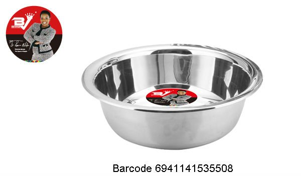 Stainless Steel Basin 40/45/50/60cm