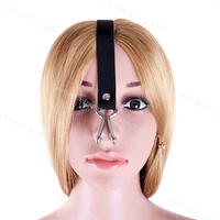 Passion Nose Plug, Flirting Stainless Steel Nose Hook, Sex Bondage Restraints For Couple