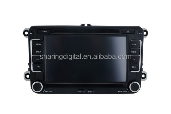 Sharingdigital VWM-7698GDA with GPS 3D map for VW android car pc