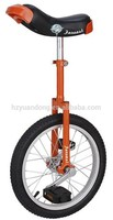 16'' 18'' 20'' freestyle bmx self balancing unicycle one wheel bike