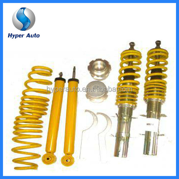 Auto Racing Coilover Shock Absorber for Golf
