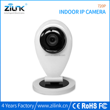 Home ROHS security camera 720p 1MP wireless 180 degree ip camera