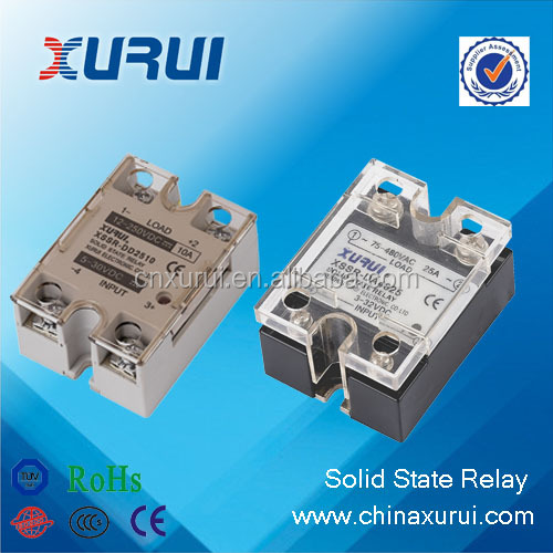 China supplier Xurui factory solid state relay