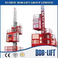 mechanical hoist construction lifting hoist made in China