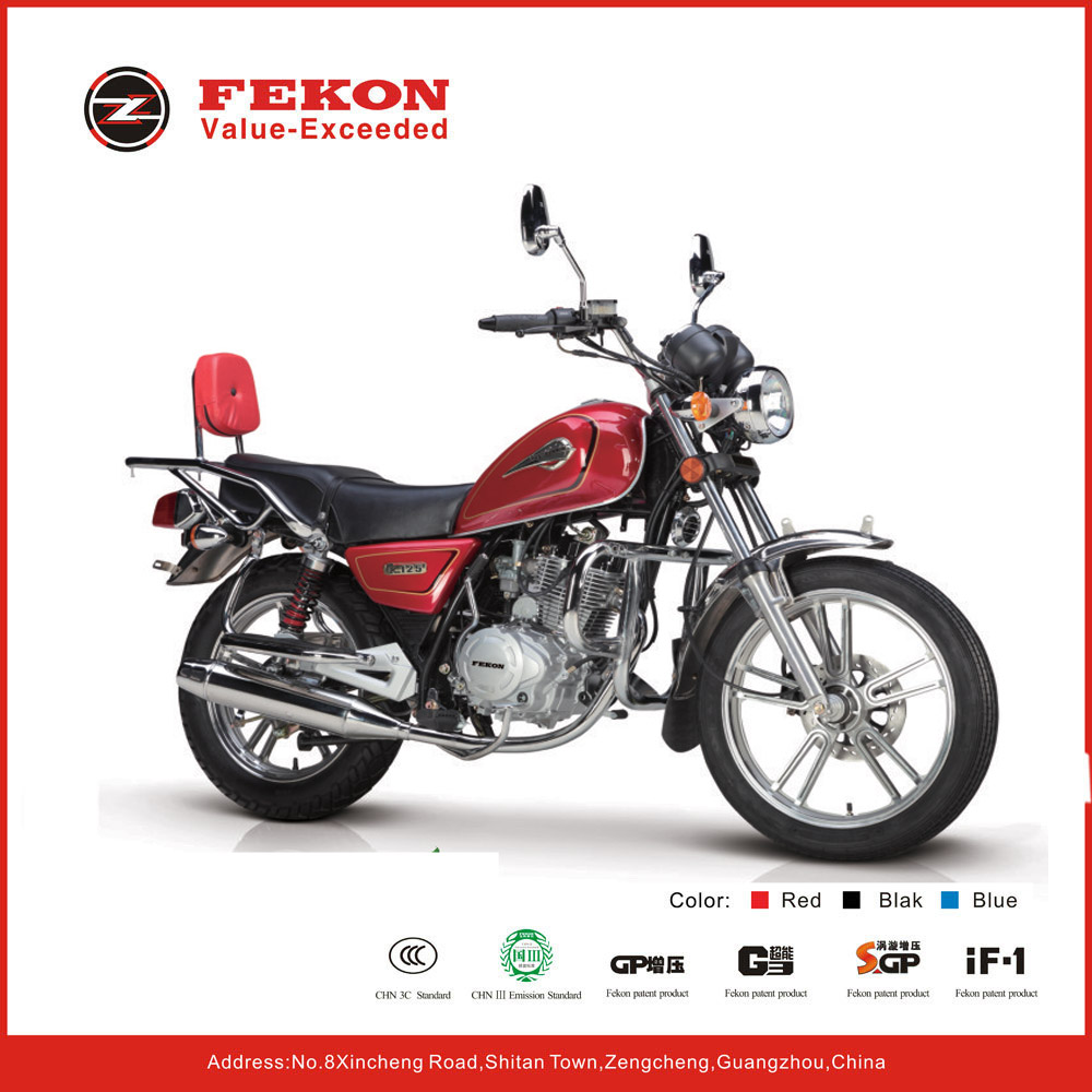 classic GN motorcycle model sy125