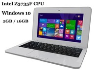 10.1 inch Super Cheap laptop for Windows 10 Andorid 5.1 laptop notebook pc
