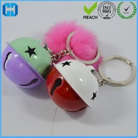 Factory Bulk Production White Red Metal Large Sleigh Bells For Cat Collar