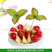 Top grade stylish party pick decorative for christmas
