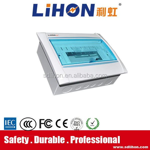 iron electrical box with blank plate