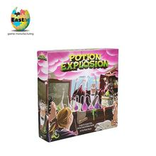 Hot Selling Latest Design cashflow board game