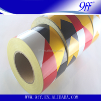 Adhensive High Intensity Auto Reflectors Tape for Car Decoration