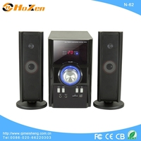 Supply all kinds of fm loudspeaker,bluetooth loud speaker,2.1 channel multimedia speaker with fm