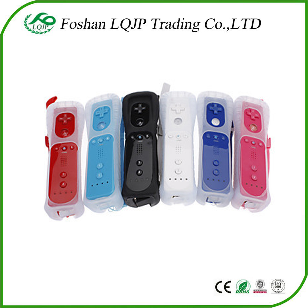 origianl new OEM for Wii remote Built in Motion Plus Inside Remote Controller For Nintendo wii remote controller