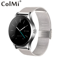 Shenzhen Hot Wearable Call Sms Android K88H Smartwatch Mobile Phone Telephone