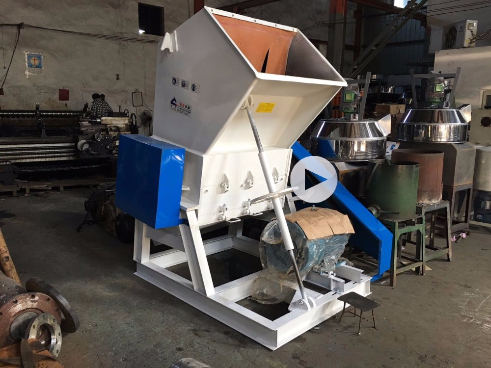 Waste Plastic Crusher Recycle Machine Price For Sale