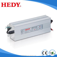 Rainproof aluminum housing switch mode AC/DC led power supply 12v 30a smps