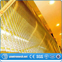 Hanging dividers/Decorative metal mesh metal partition wall