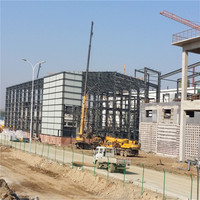 Construction Real Estate Prefab Steel Factory