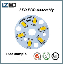 LED mc pcb for lighting led lights with 94v-0