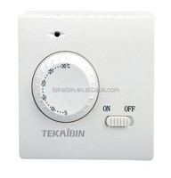 [TEKAIBIN] HT15 New Product Weekly Programmable Floor Heating adjustable thermostat temperature control swimming pool thermostat