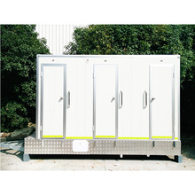 CANAM- Environmental Public Mobile Toilets