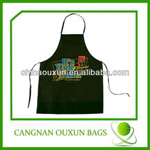 Various styles bbq apron